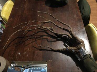 Branch Gloves- Tutorial