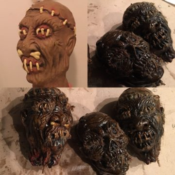 Shrunken Head- Tutorial